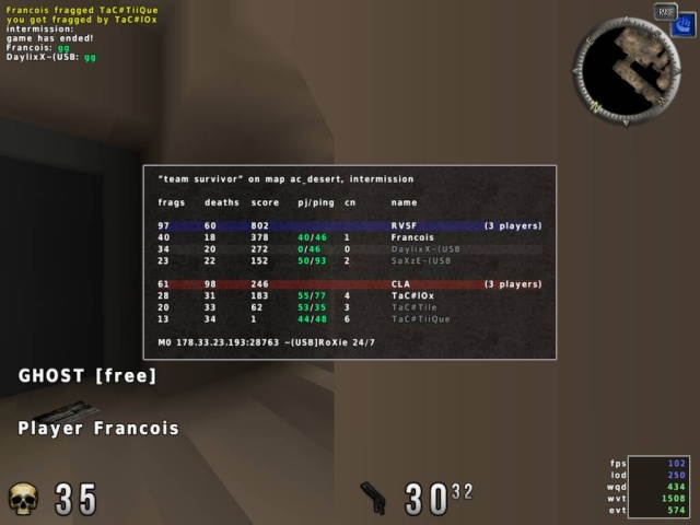 ~(USB vs TaC# [5 - 0 Win] 20100910