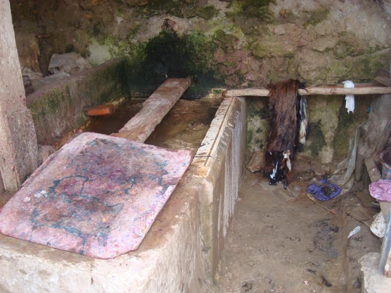 Dar Dbagh ou la Tannerie traditionnelle Dsc08026