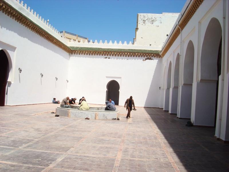 Mosquée, Masjid ou Djamaa Ben Youssef    Dsc08110