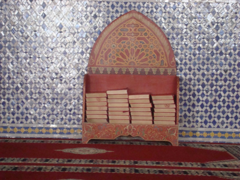 Mosquée, Masjid ou Djamaa Ben Youssef    Dsc08114
