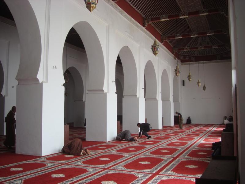 Mosquée, Masjid ou Djamaa Ben Youssef    Dsc08116