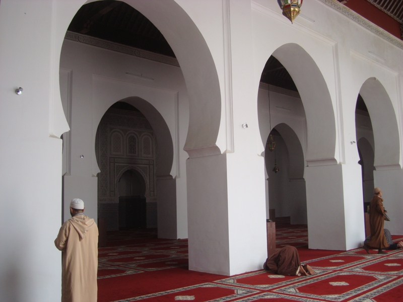 Mosquée, Masjid ou Djamaa Ben Youssef    Dsc08117