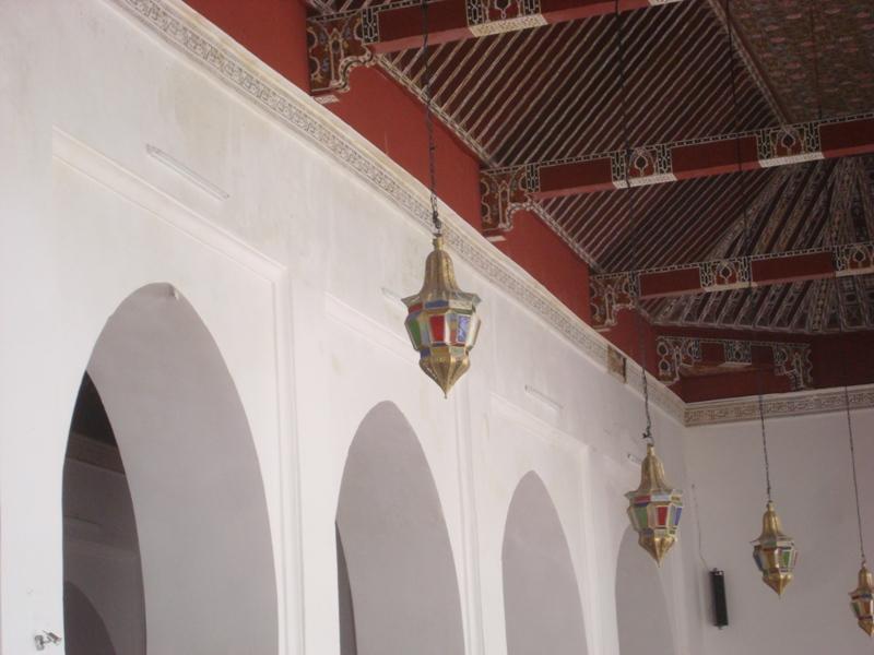 Mosquée, Masjid ou Djamaa Ben Youssef    Dsc08120