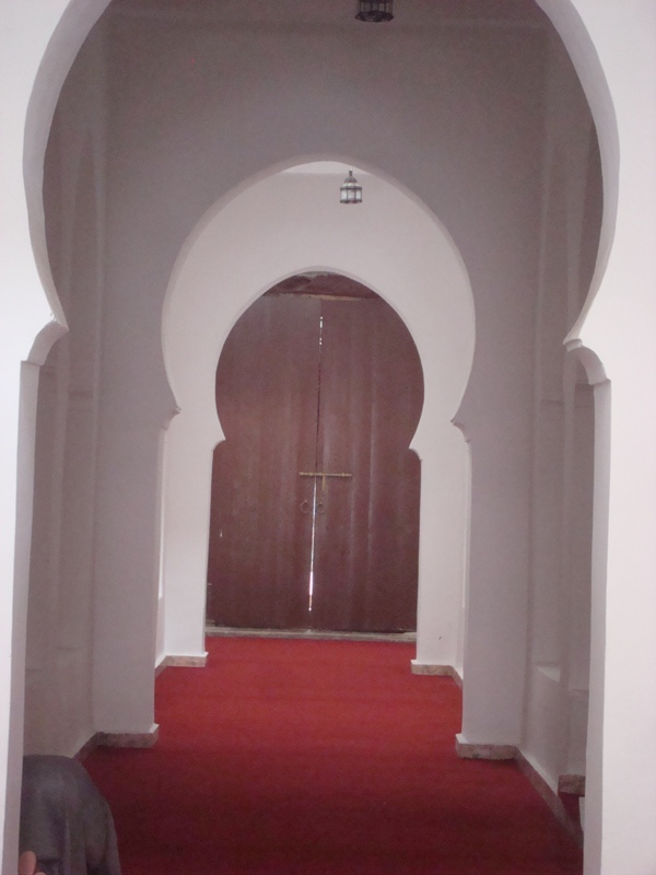 Mosquée, Masjid ou Djamaa Ben Youssef    Dsc08121