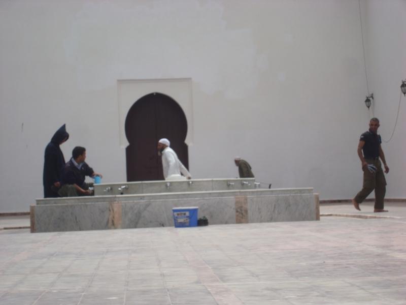 Mosquée, Masjid ou Djamaa Ben Youssef    Dsc08128