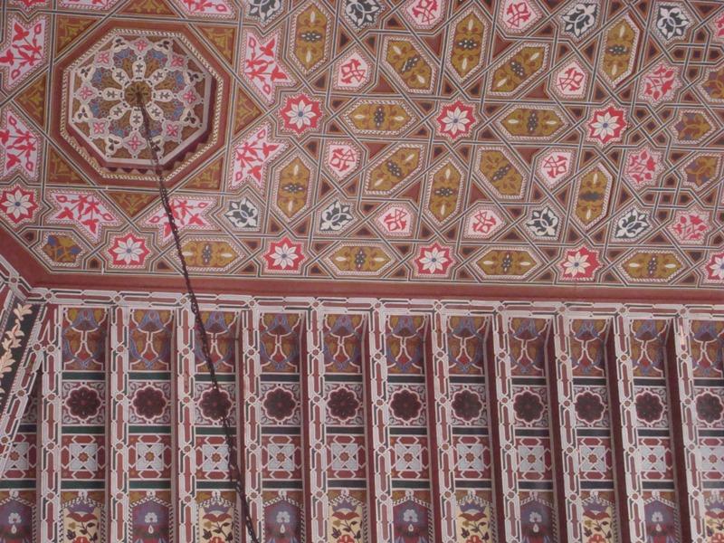 Mosquée, Masjid ou Djamaa Ben Youssef    Dsc08129