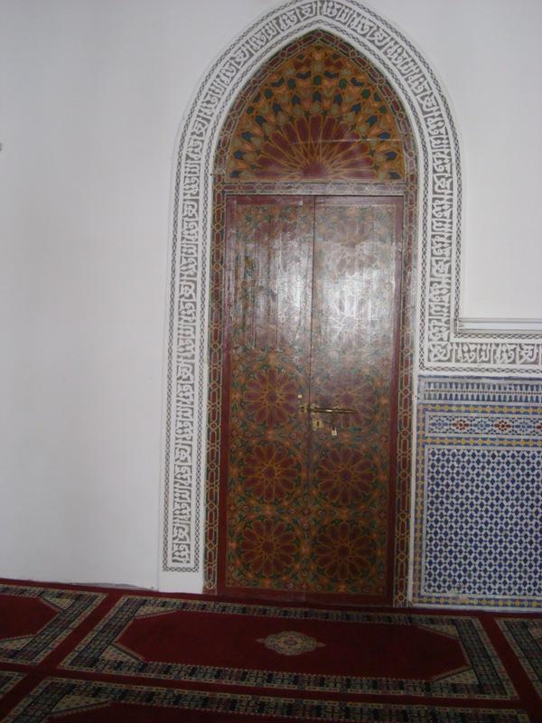 Mosquée, Masjid ou Djamaa Ben Youssef    Dsc08130
