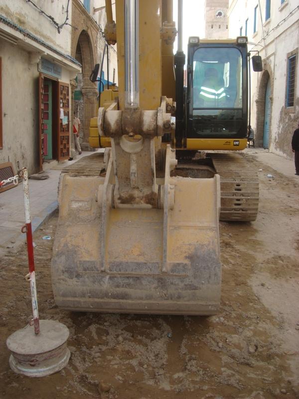 Essaouira deux semaines avant son Festival des Gnaouas Dsc08348