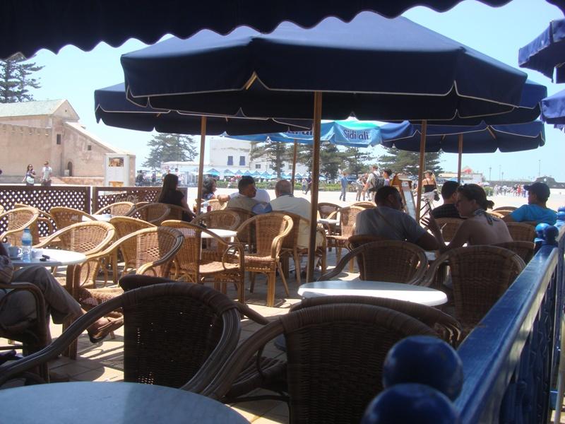 Essaouira deux semaines avant son Festival des Gnaouas Dsc08353