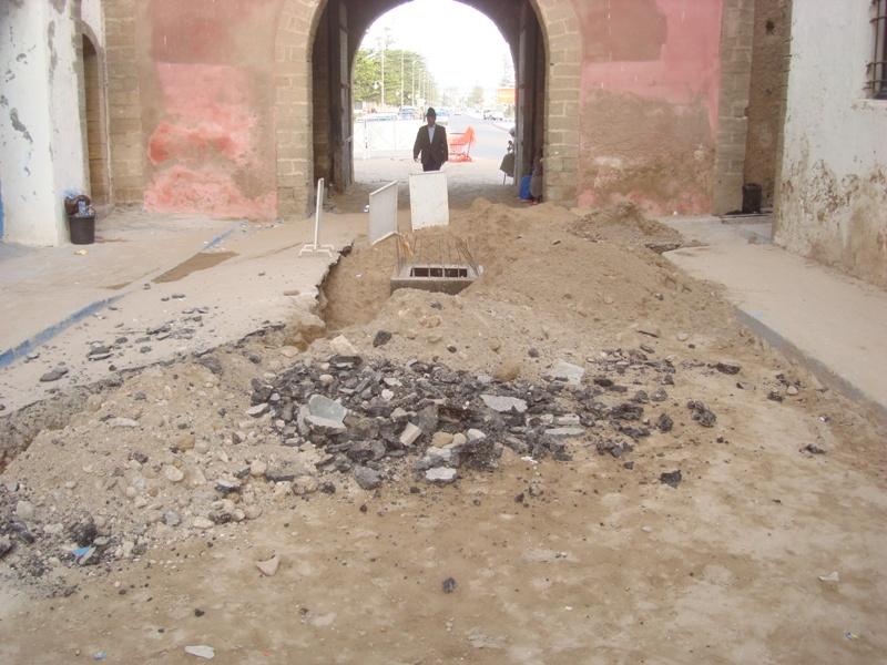 Essaouira deux semaines avant son Festival des Gnaouas Dsc08358