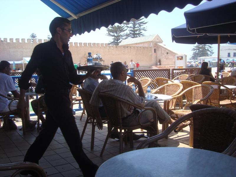 Essaouira deux semaines avant son Festival des Gnaouas Dsc08359