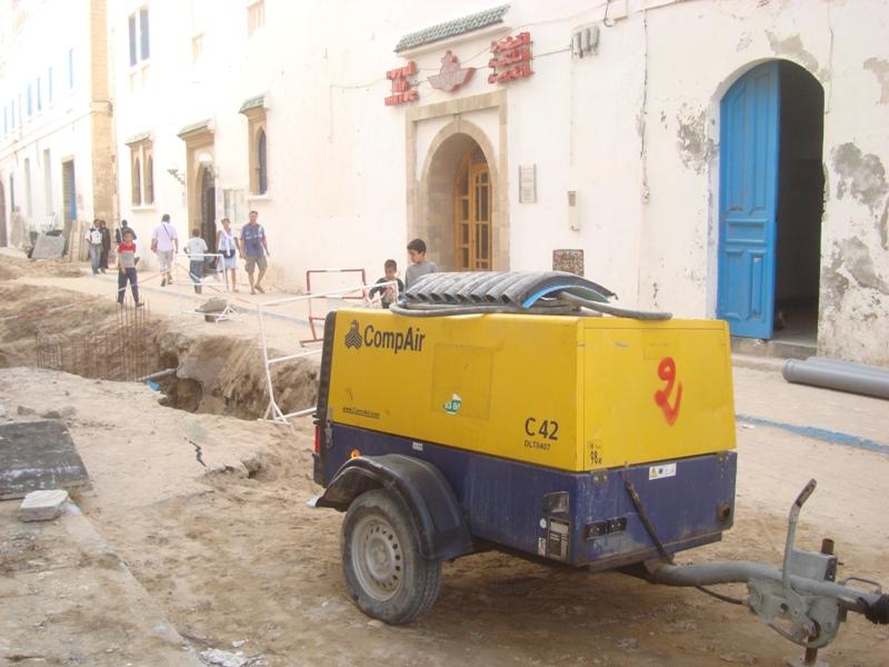 Essaouira deux semaines avant son Festival des Gnaouas Dsc08360