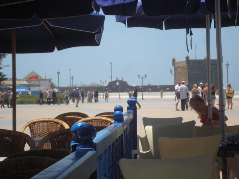 Essaouira deux semaines avant son Festival des Gnaouas Dsc08363