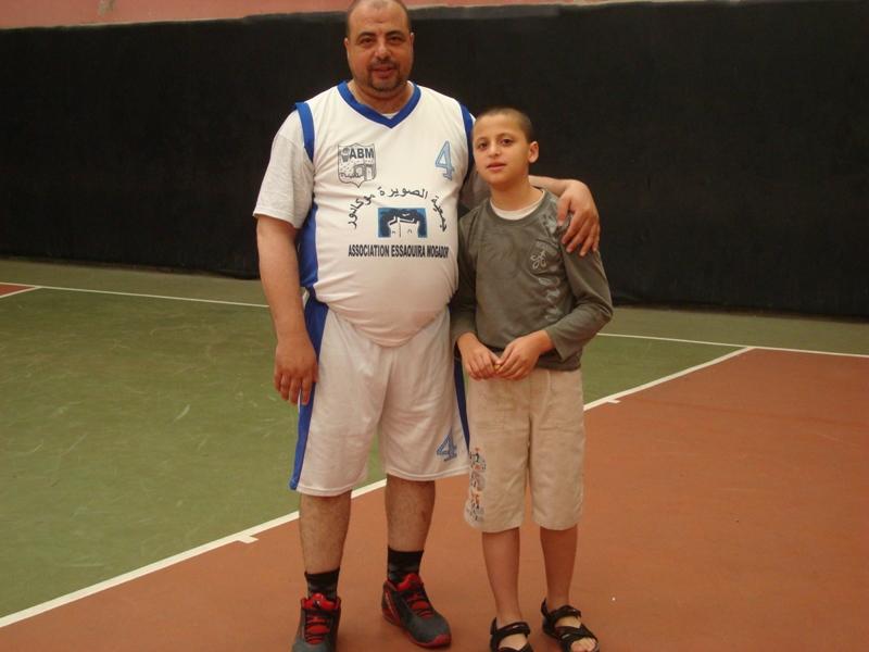 """Tournoi Feu Boumassoud """"Moussa""""de Basket Essao103"""