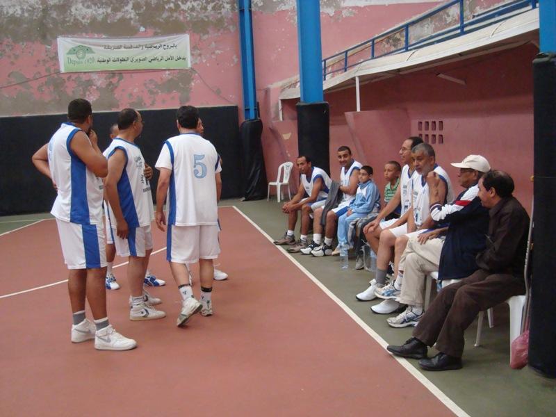 """Tournoi Feu Boumassoud """"Moussa""""de Basket Essao104"""