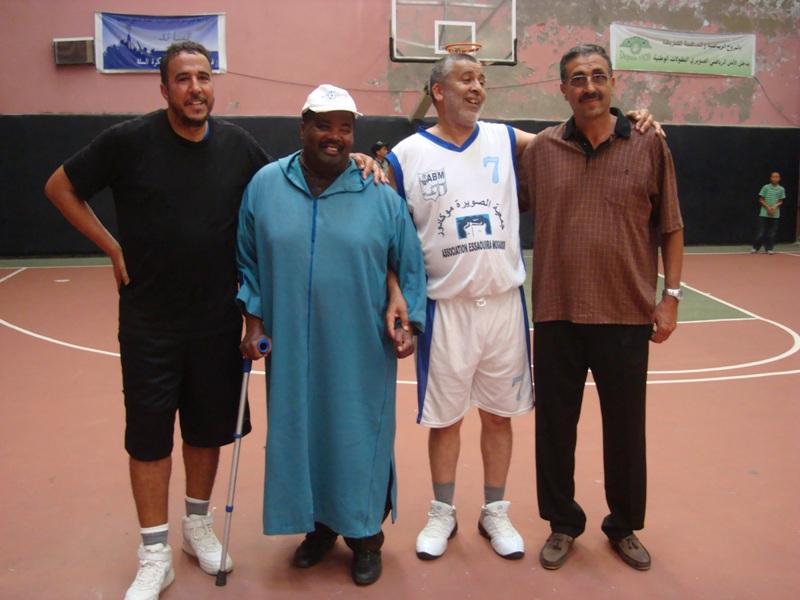 """Tournoi Feu Boumassoud """"Moussa""""de Basket Essao107"""