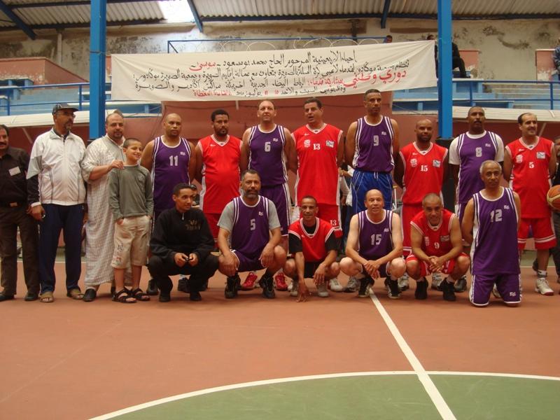 """Tournoi Feu Boumassoud """"Moussa""""de Basket Essao122"""