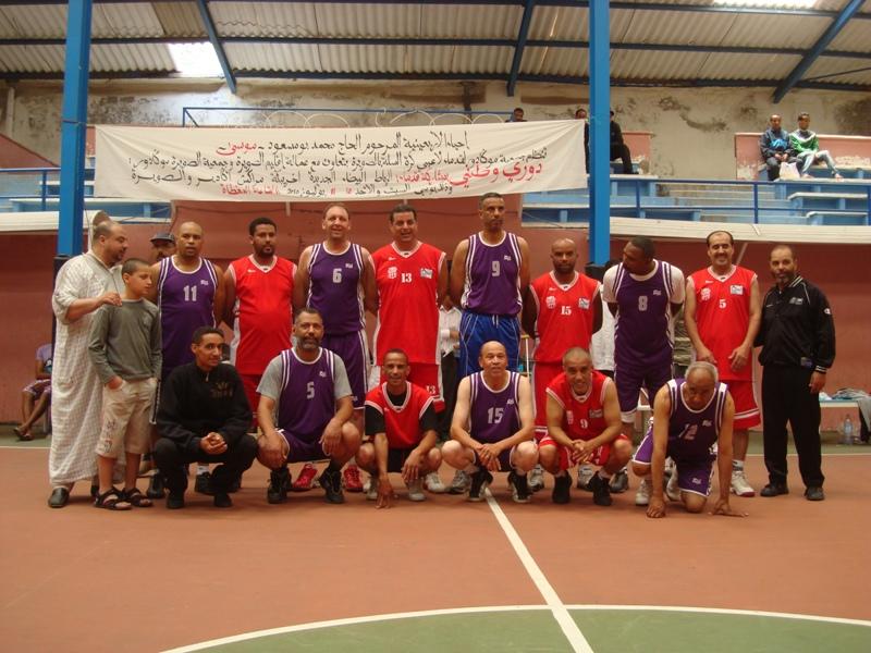 """Tournoi Feu Boumassoud """"Moussa""""de Basket Essao124"""
