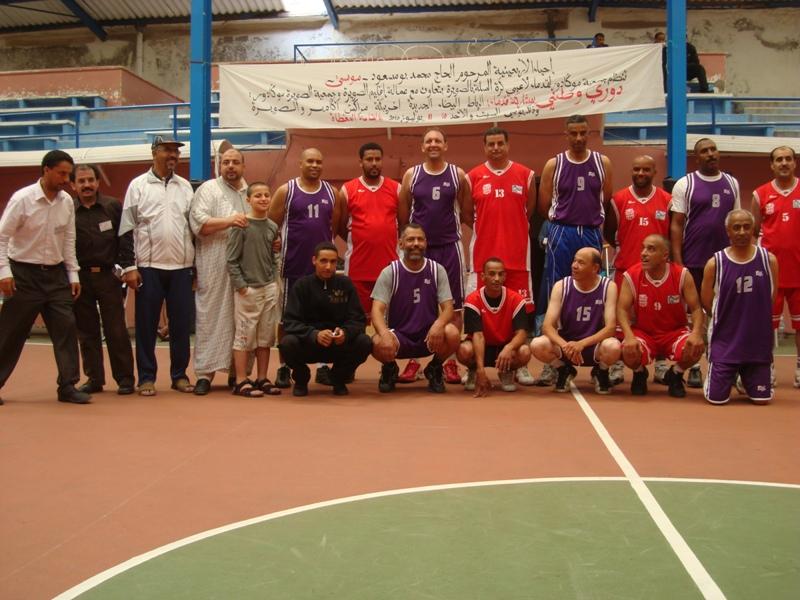 """Tournoi Feu Boumassoud """"Moussa""""de Basket Essao125"""