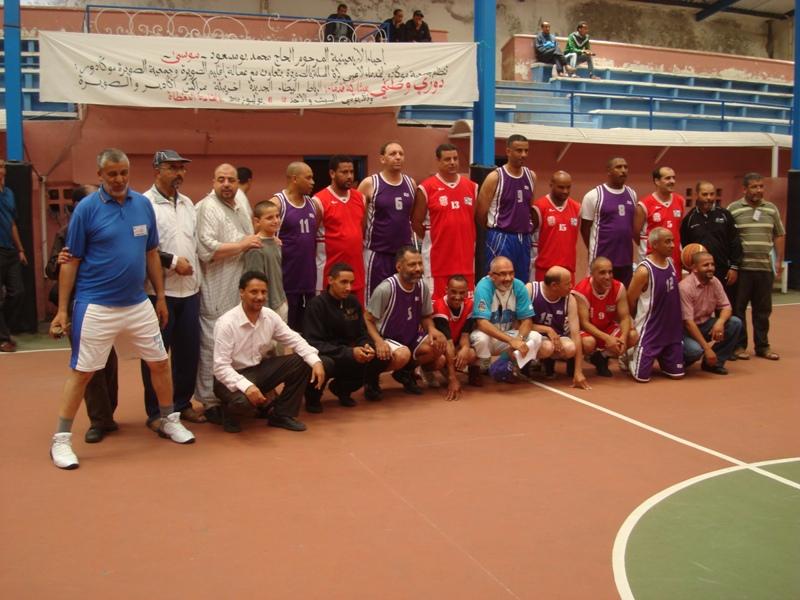 """Tournoi Feu Boumassoud """"Moussa""""de Basket Essao128"""
