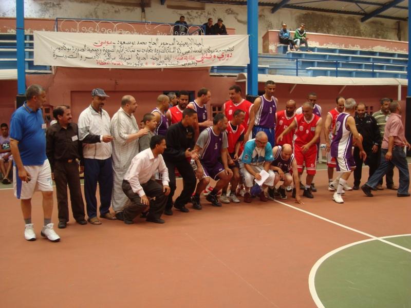 """Tournoi Feu Boumassoud """"Moussa""""de Basket Essao129"""