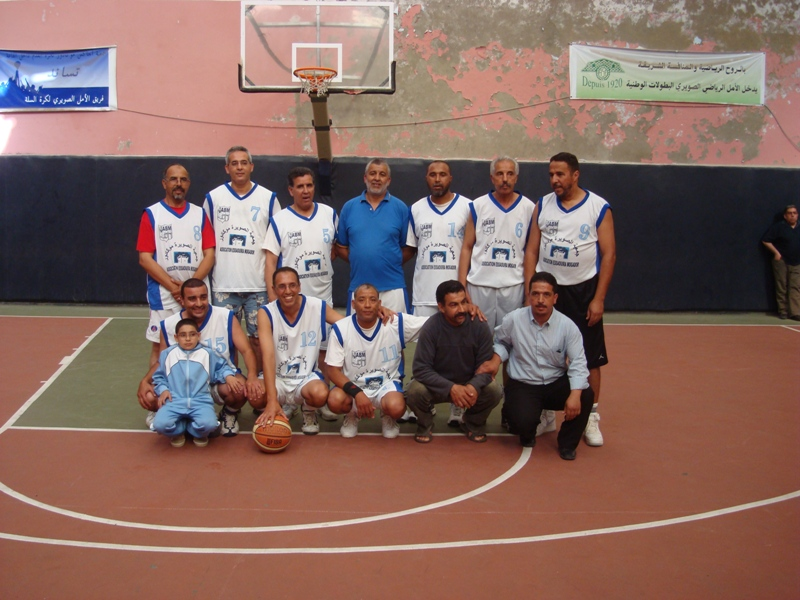 """Tournoi Feu Boumassoud """"Moussa""""de Basket Essao150"""