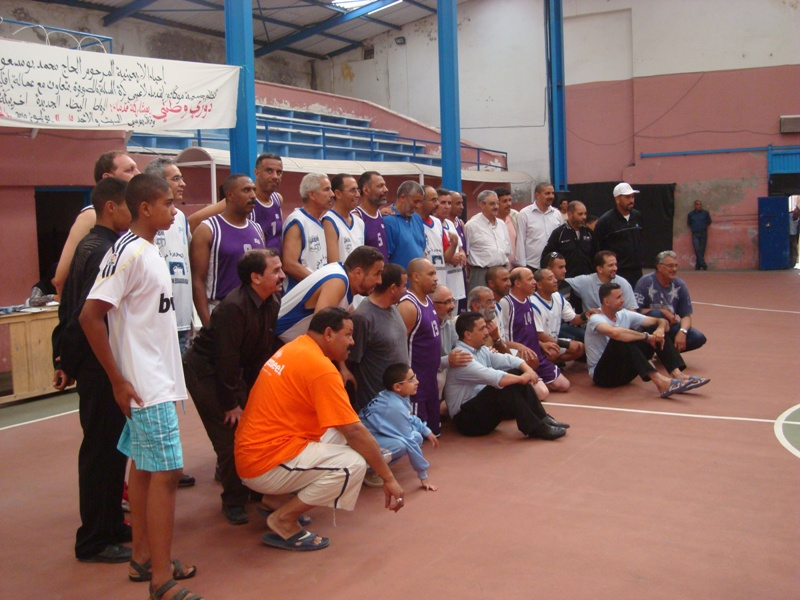 """Tournoi Feu Boumassoud """"Moussa""""de Basket Essao158"""