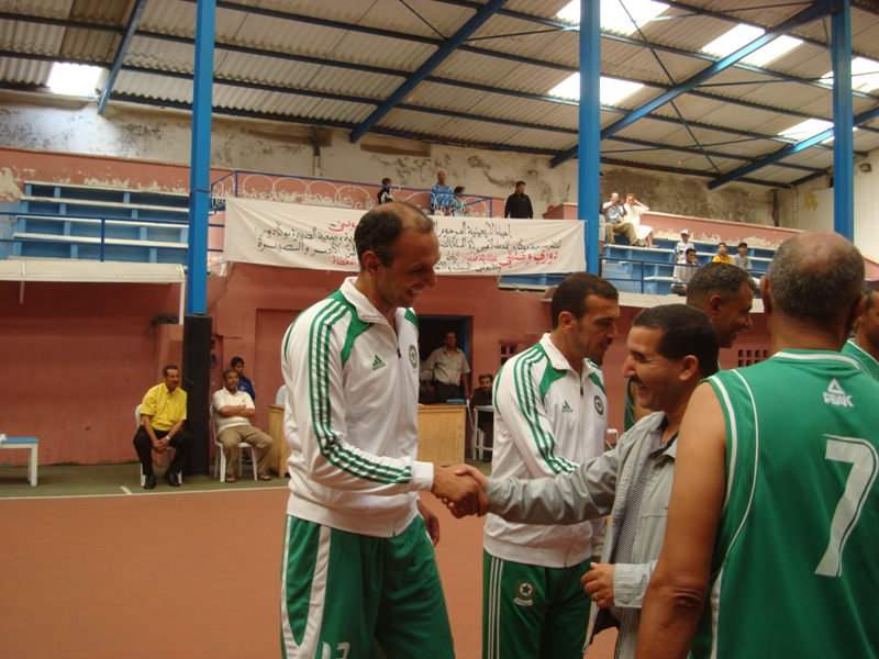"""Tournoi Feu Boumassoud """"Moussa""""de Basket Essao180"""