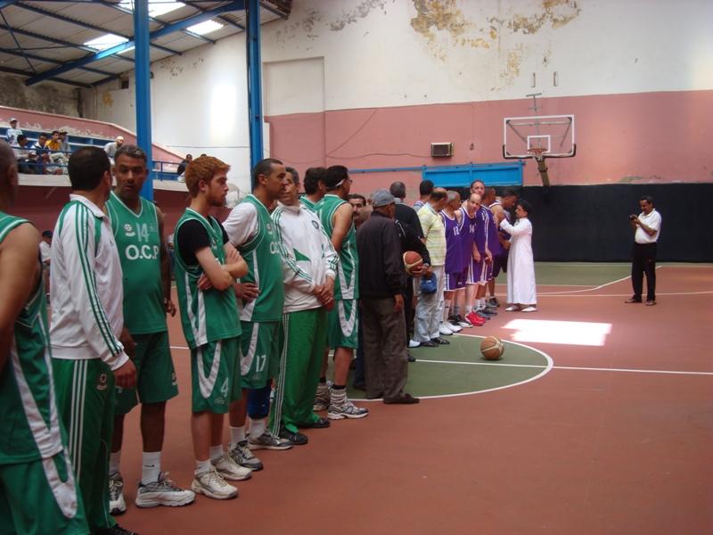 """Tournoi Feu Boumassoud """"Moussa""""de Basket Essao185"""