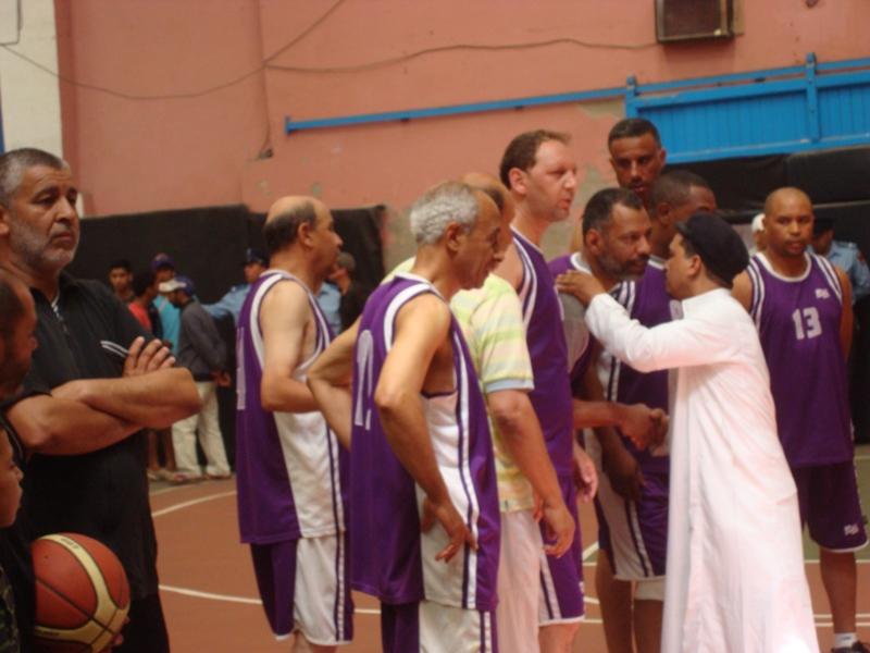 """Tournoi Feu Boumassoud """"Moussa""""de Basket Essao186"""