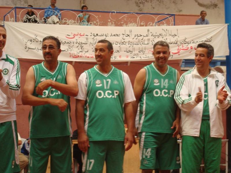 """Tournoi Feu Boumassoud """"Moussa""""de Basket Essao203"""
