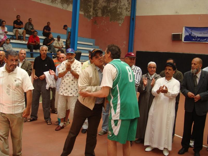 """Tournoi Feu Boumassoud """"Moussa""""de Basket Essao256"""