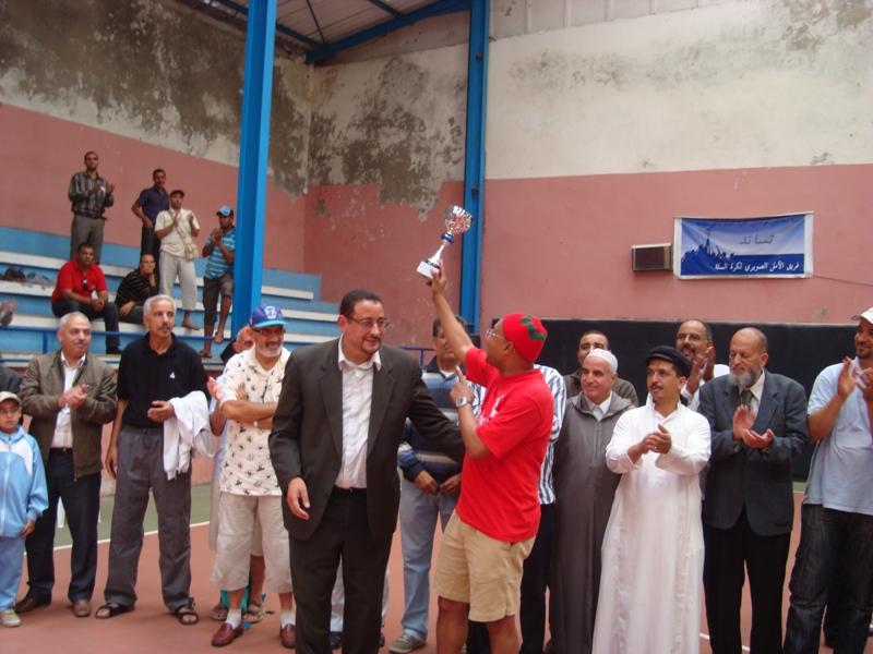 """Tournoi Feu Boumassoud """"Moussa""""de Basket Essao260"""