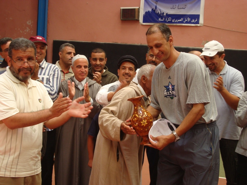 """Tournoi Feu Boumassoud """"Moussa""""de Basket Essao269"""