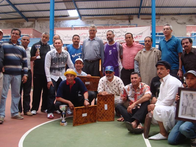 """Tournoi Feu Boumassoud """"Moussa""""de Basket Essao301"""