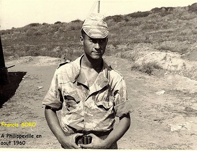 SORO Francis Chasseur Parachutiste 1er RCP assassiné par le FLN 23 juillet 1961 - Page 3 A_phil10