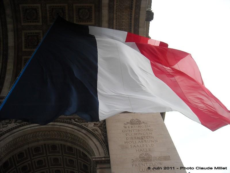 8 juin 2011 Cérémonie du Souvenir des Morts d'Indochine dans toute la France Drapea10