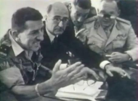MASSU Jacques Général - officier mythique du 13 mai 1958 à ALGER - comité de salut public Lagail11