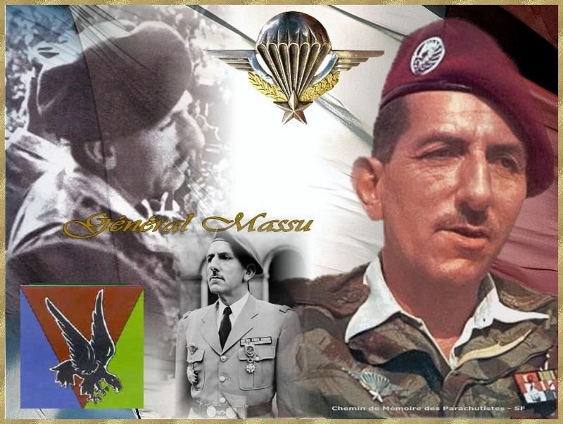 MASSU Jacques Général - officier mythique du 13 mai 1958 à ALGER - comité de salut public Massu_11