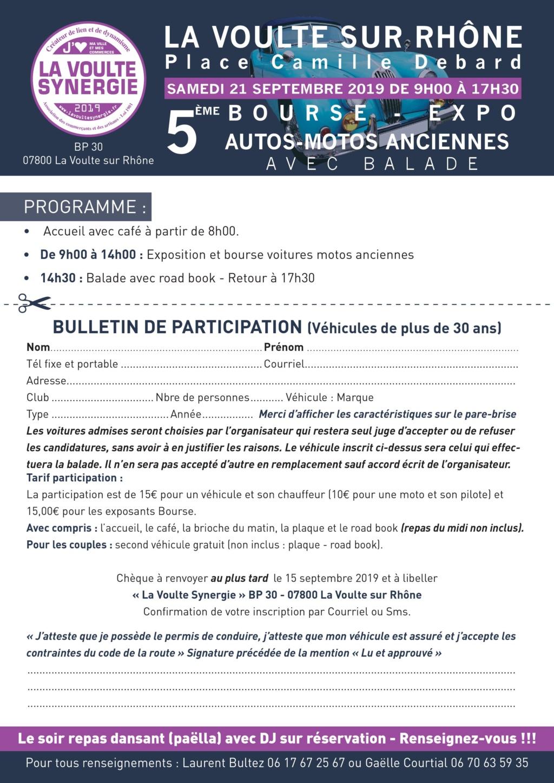 [07] 21/09/2019 - 5ème Bourse-Expo à La Voulte avec balade 0001_210