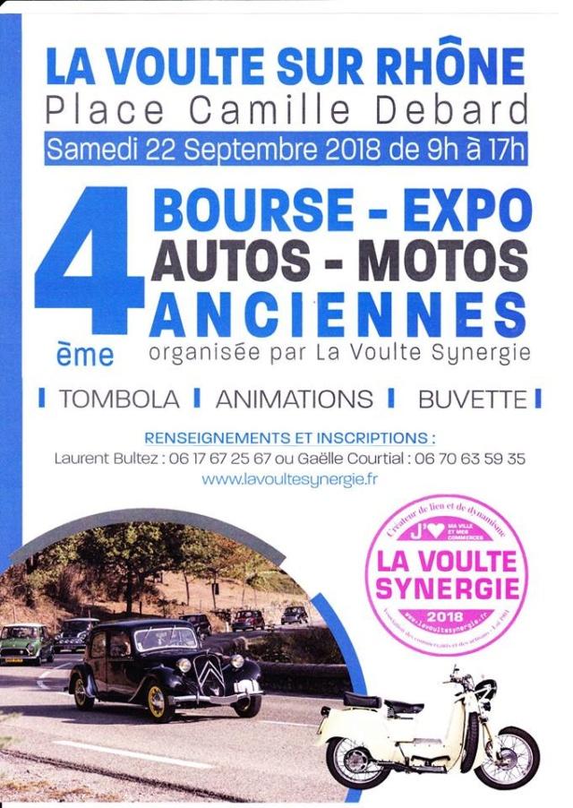 [07] 22/09/2018 Bourse expo et balade en voitures anciennes 36291710