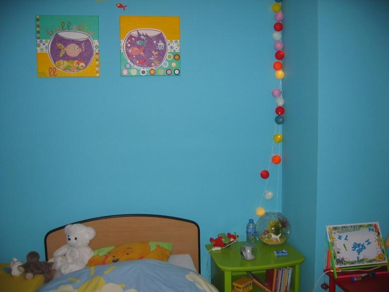 """La chambre """"arc en ciel"""" de mon fils Img_0411"""