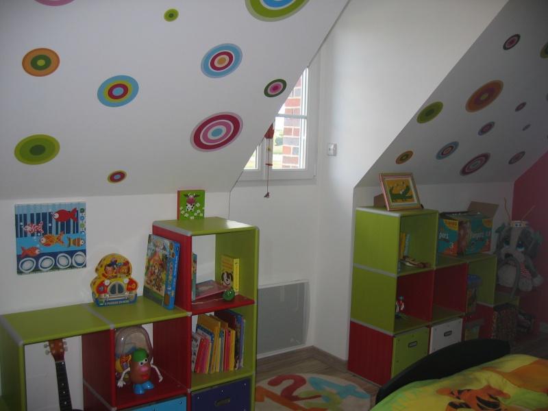 """La chambre """"arc en ciel"""" de mon fils Img_0412"""