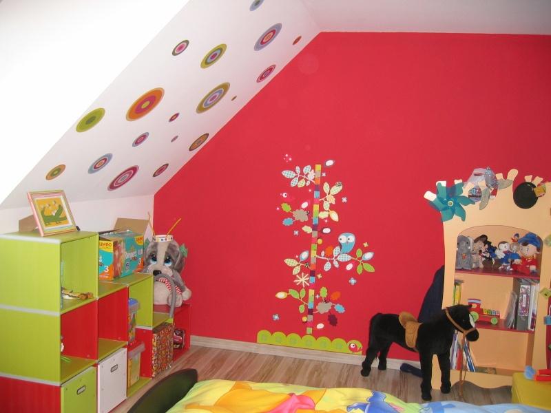 """La chambre """"arc en ciel"""" de mon fils Img_0413"""