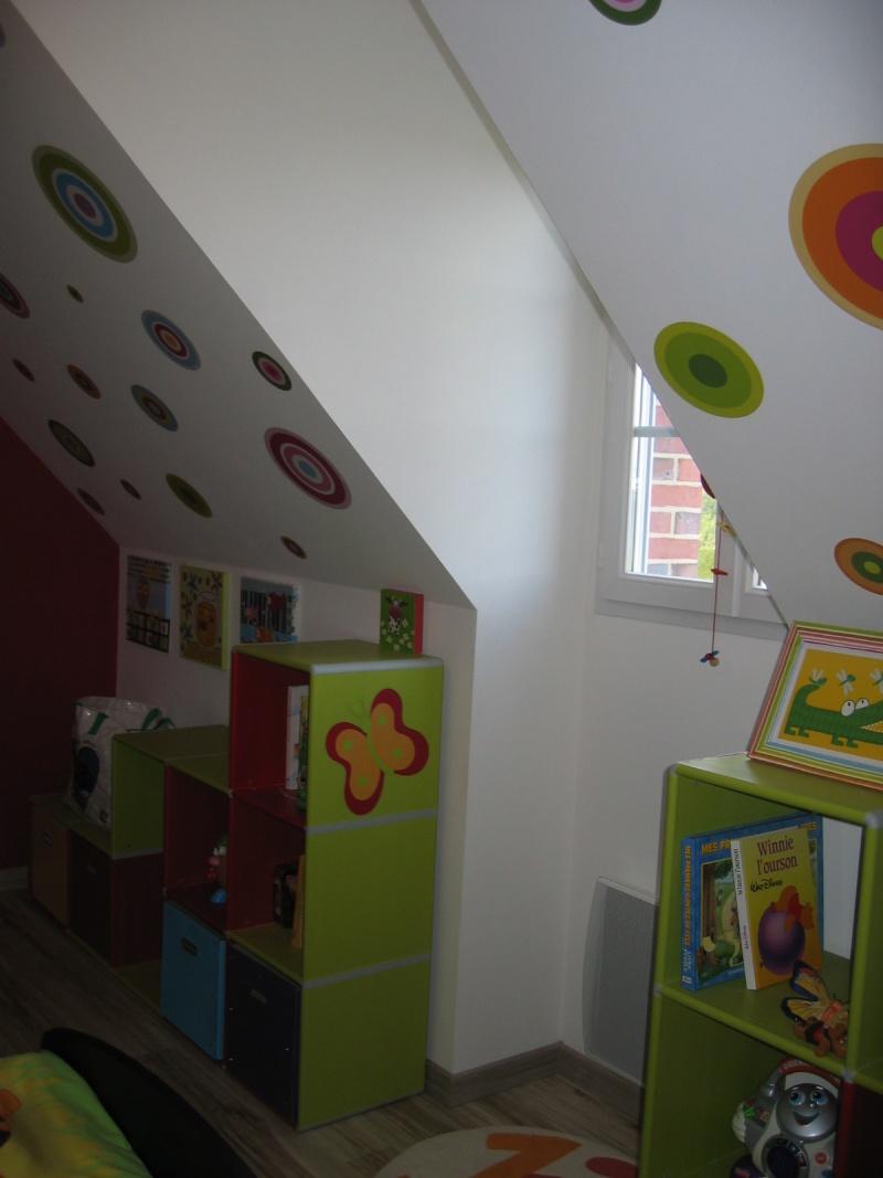 """La chambre """"arc en ciel"""" de mon fils Img_0414"""