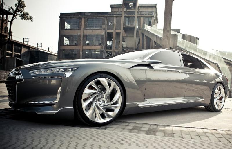 [SALON] SHANGHAÏ 2011 - Salon International Industrie Auto - Page 2 Citron10