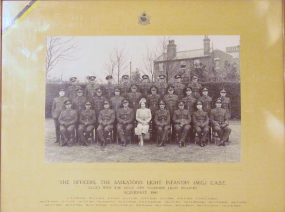 Saskatoon Light Infantry Lanyards 00110