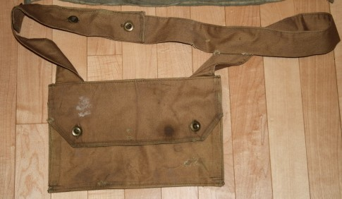 1916 Gas Hood and Bag Gh00210
