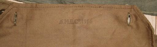 1916 Gas Hood and Bag Gh00410