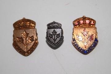 General Service Badge varieties Stuff010